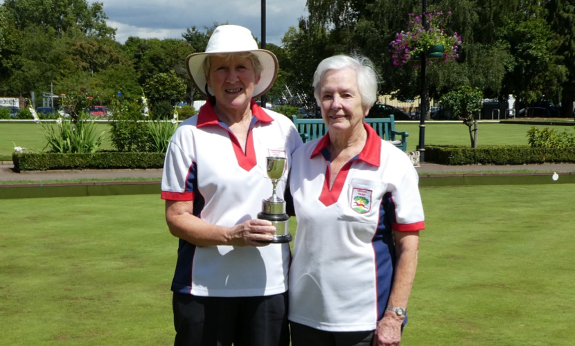 Worcestershire County Ladies Over 60's Pairs