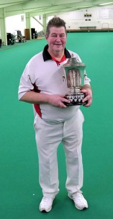 County singles title for Malvern bowler