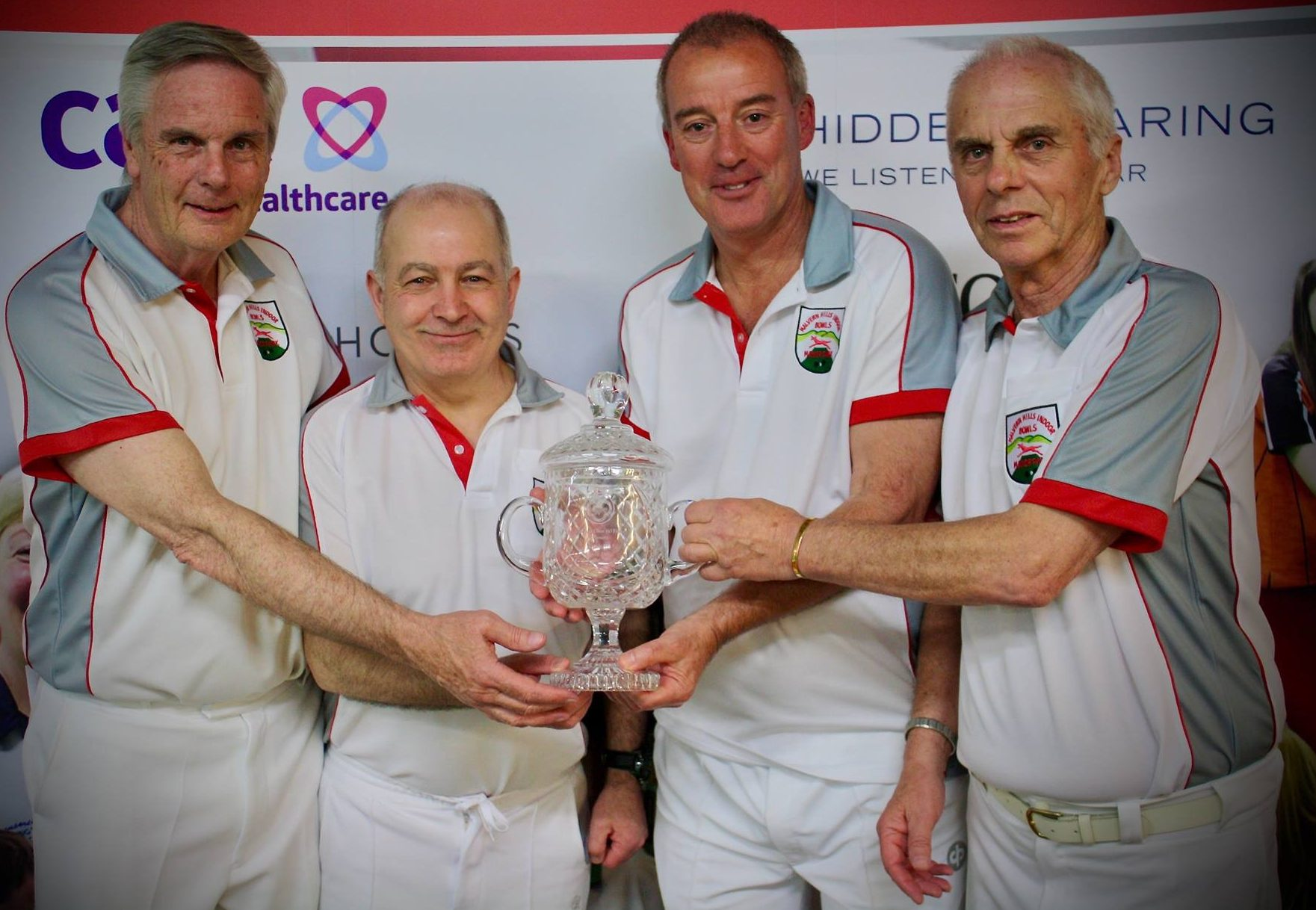 Malvern Hills Indoor Bowlers win National Title