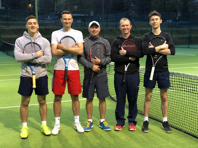 Manor Park Success in Winter Leagues