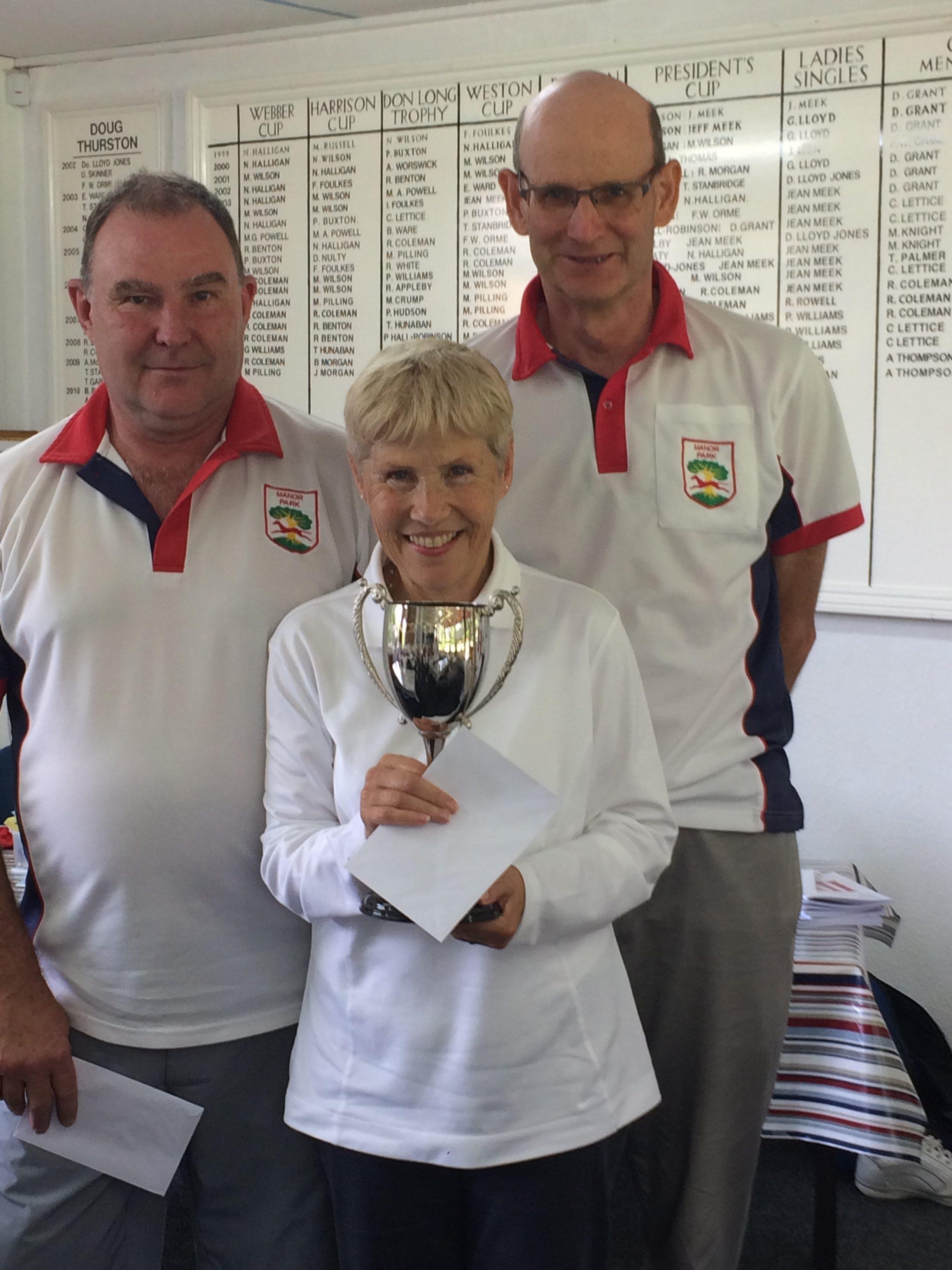 Crocker Trophy Winners 2019